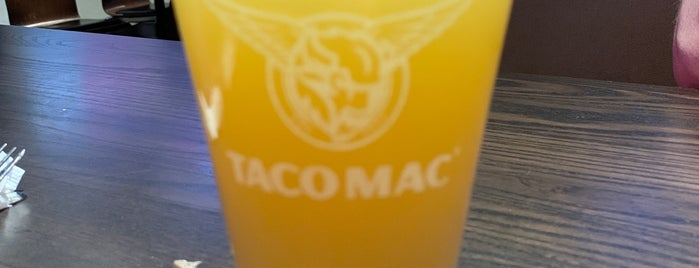 Taco Mac is one of Lucie'nin Beğendiği Mekanlar.