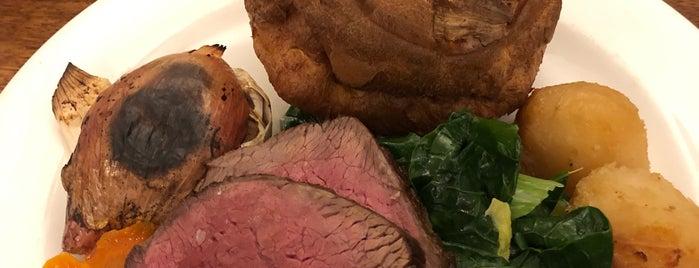 Hawksmoor Knightsbridge is one of London Food.