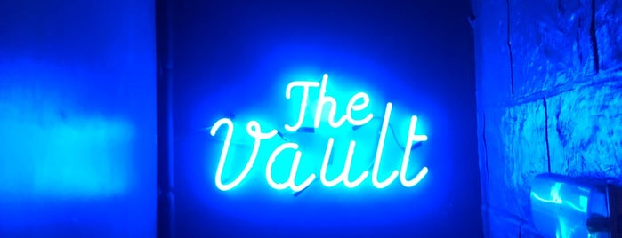 The Vault is one of London 2019.