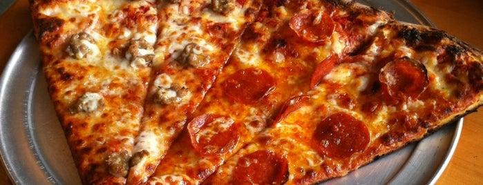 New York Pizza is one of Frank : понравившиеся места.