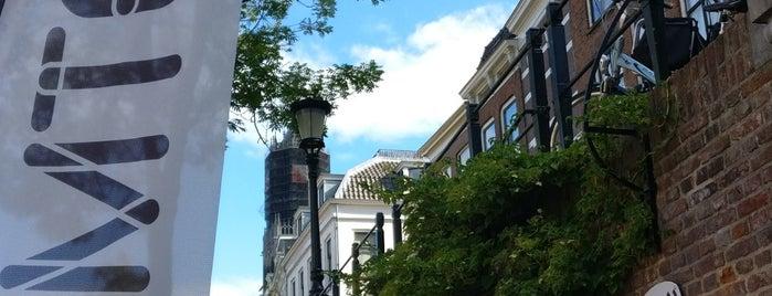 In De Ruimte (IDR) is one of Utrecht.