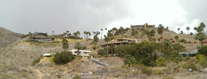 James Bond House is one of Palm Springs.