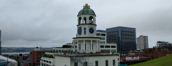 Old Town Clock is one of Halifax.