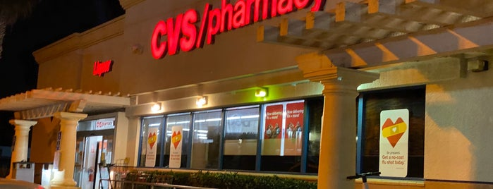CVS pharmacy is one of Tempat yang Disukai Brandon.