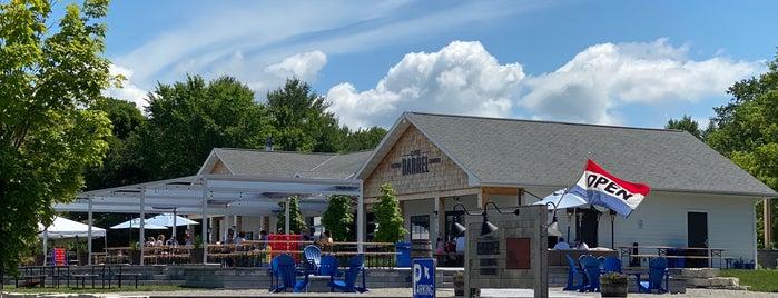 One Barrel Brewing Company is one of Orte, die Morgan gefallen.