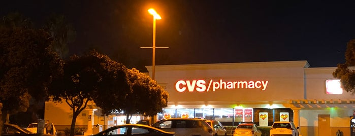 CVS pharmacy is one of Brandon 님이 좋아한 장소.