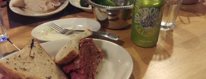 Sarge's Delicatessen & Diner is one of Manhattan To-Do's (Above 34th Street).