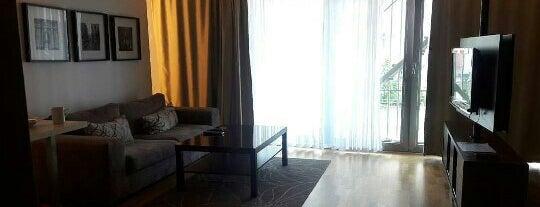 chakra suites is one of Tempat yang Disimpan Sertaç.