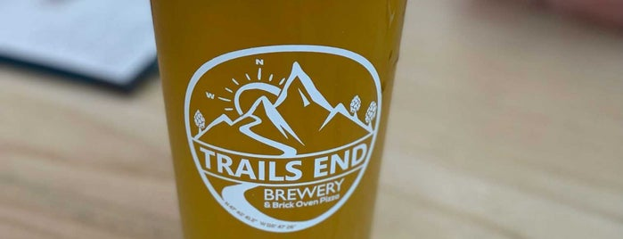 Trails End Brewery is one of CDA/Post Falls places to try.