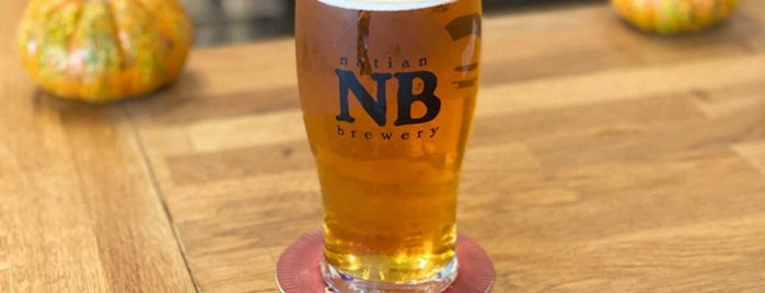 Natian Brewery is one of Oregon Breweries.