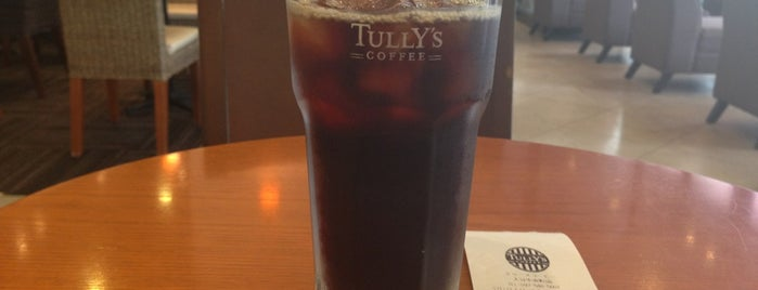 Tully's Coffee is one of 大分ぐるめ.