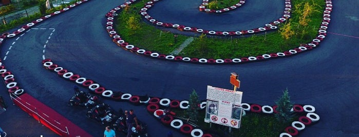 Taçmahal Go Karting is one of Bilal 님이 좋아한 장소.