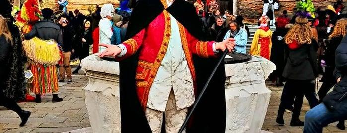 Carnevale di Venezia is one of Locais curtidos por Valeria.