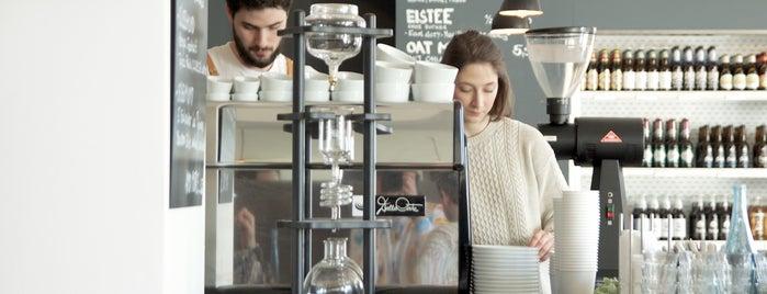 Jonas Reindl Coffee is one of Best coffee in Vienna.