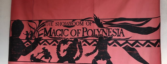 The Magic of Polynesia is one of Lugares favoritos de Rod.