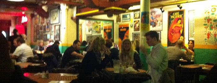 Cafe Pacifico is one of London Baby.
