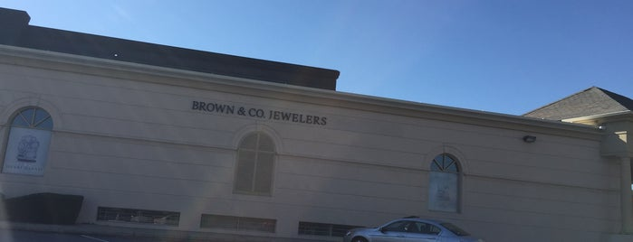 Brown & Co. Jewelers is one of ATL.
