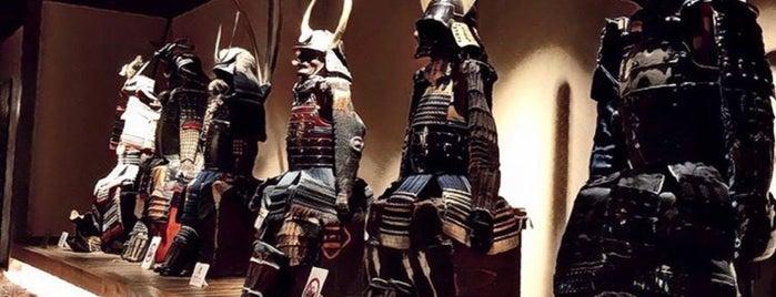 侍 Samurai Museum is one of Evrim : понравившиеся места.