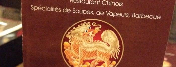 Kirin is one of Restaurants.
