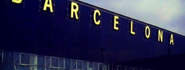 Barcelona–El Prat Josep Tarradellas Airport (BCN) is one of #myhints4Barcelona.