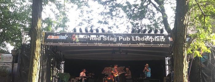 Red Stag Pub Liederplatz is one of Musikfest 2018.