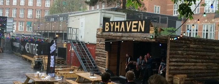 Byhaven Pumpehuset is one of Copenhagen.