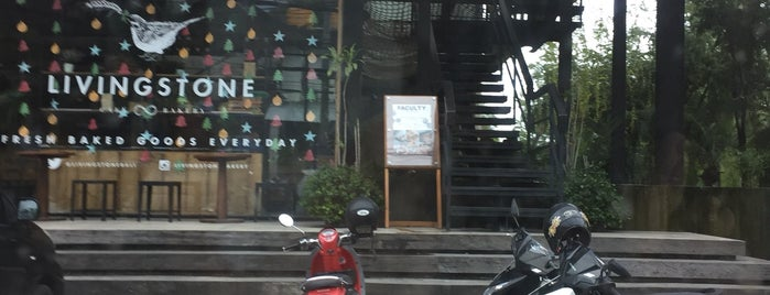 The Livingstone Cafe & Bakery is one of Tempat yang Disukai Jocelyn.