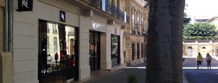 Nespresso Boutique is one of Avignon adresses.