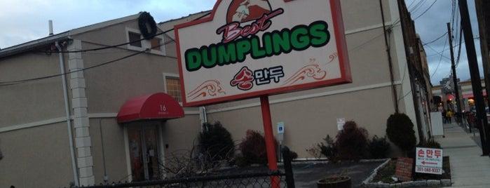Best Dumplings is one of Englewood.