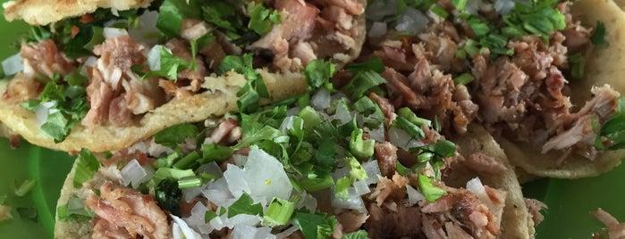 """Tacos """"Mari y Tito"""" is one of Restaurantes Veracruz."""