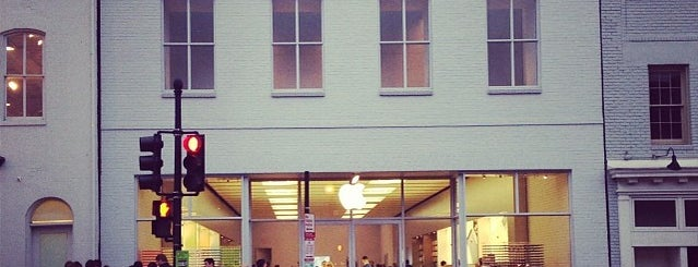 Apple Georgetown is one of Washington.