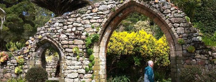 Tresco Abbey Gardens is one of Cornwall.