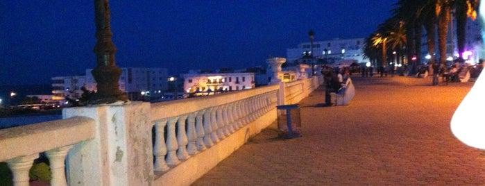 La Corniche, Marsa is one of 4sq Cities! (Asia & Others).