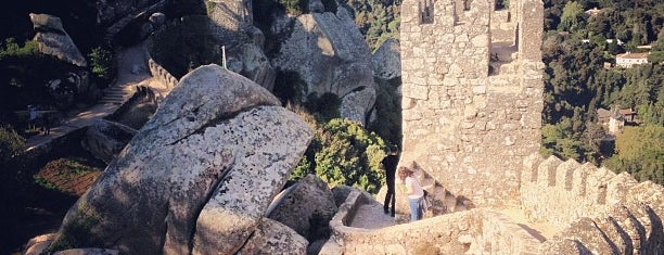 Castelo dos Mouros is one of World Heritage Sites!!!.