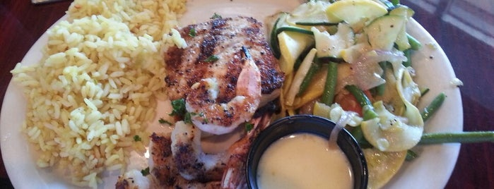 Saltwater Grill is one of Weekend Getaway.