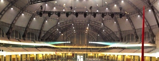 Festhalle is one of Vangelis 님이 좋아한 장소.