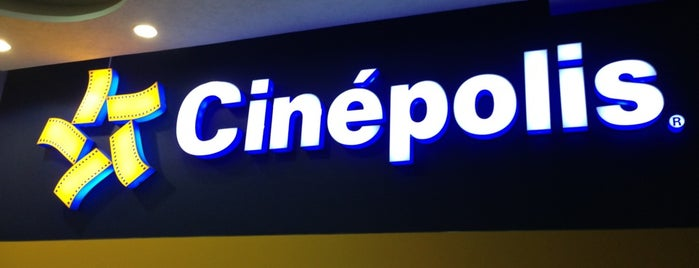 Cinépolis is one of Yaxaiira 님이 좋아한 장소.