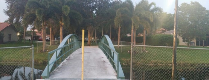 Bridge at Jacaranda Lakes is one of Spain.