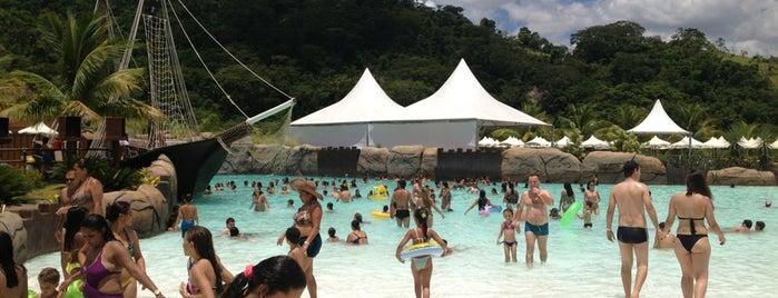 Faisão Resort Acqua Park is one of Locais curtidos por 'Samuel.