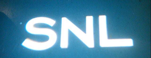 Studio 8H - Saturday Night Live is one of NYC.