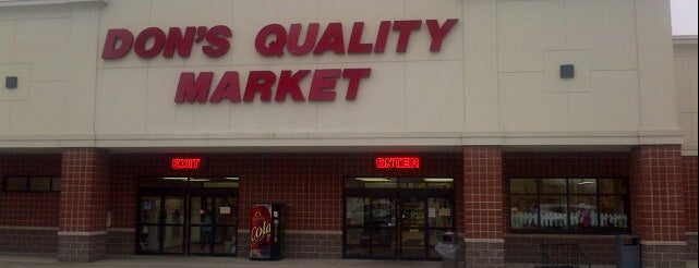Don's Quality Market is one of Locais curtidos por Jennifer.