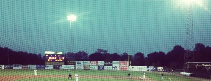 Community Field is one of Minor League Ballparks.