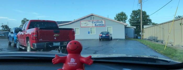 The Catfish Kettle is one of Posti che sono piaciuti a Scott.