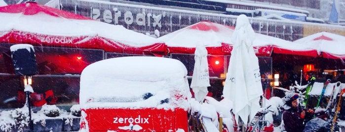 Zerodix is one of Switzerland 🇨🇭.