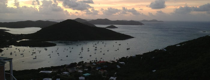 St. John Livin is one of St John.