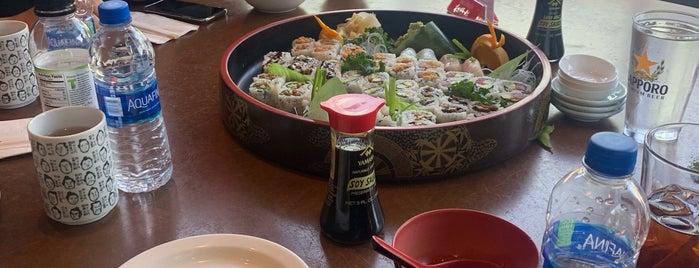 Sushi Aoi is one of Chinatown-Penn Quarter-Metro Center | DC.