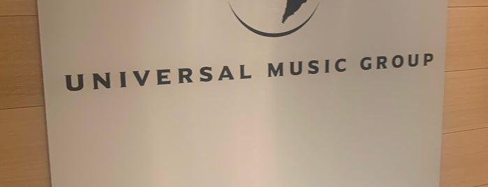 Universal Music Group is one of NYC - SPOTZ.
