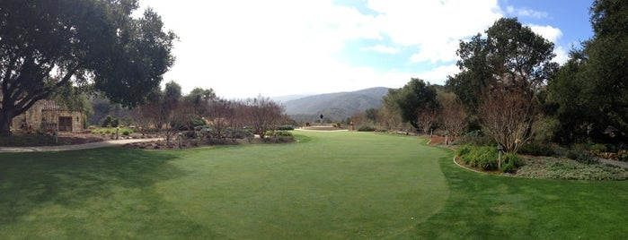 Holman Ranch is one of Carmel/Monterey.
