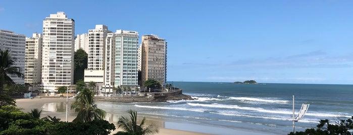 Guarujá is one of Tempat yang Disukai Angélica.