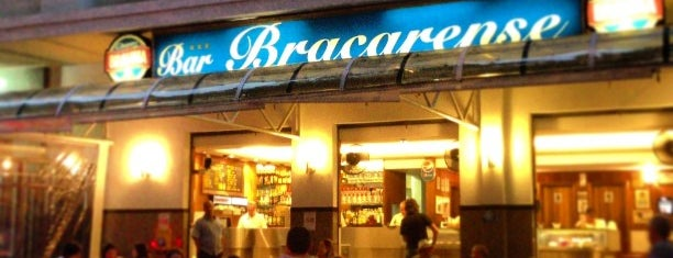 Bar Bracarense is one of RIO - Bares.